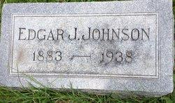 Edgar J Johnson