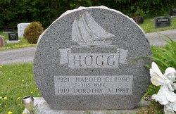 Dorothy A Hogg
