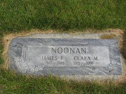Clara M. <I>Wollan</I> Noonan