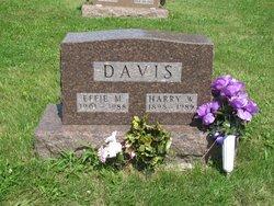 Harry W Davis