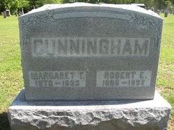 """Margaret Torwood """"Madge"""" <I>Hunter</I> Cunningham"""
