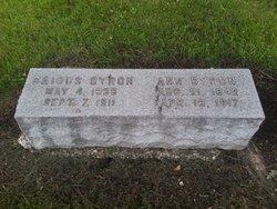 Gaious Byron
