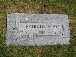 Gertrude A. Kly