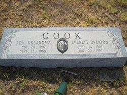 Ada Oklahoma Cook