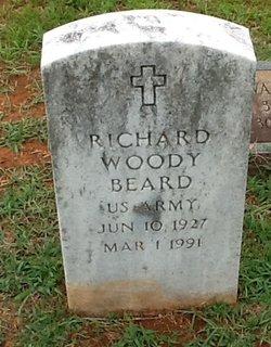 Richard Woody Beard