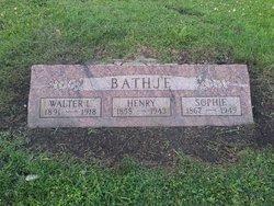 Henry Louie Bathje
