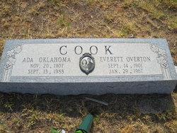 Everett Overton Cook
