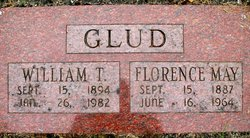 Florence May <I>McKean</I> Glud
