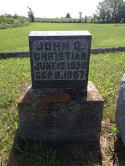 John Quincy Christian