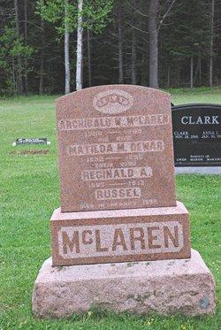 Reginald A McLaren