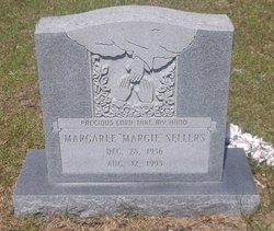 """Margaree """"Margie"""" Sellers"""