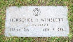 Herschel Rutherford Winslett