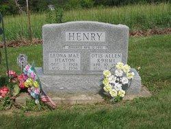 Leona Mae <I>Heaton</I> Henry