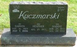 Nadine Ruth <I>Jesse</I> Kuczmarski