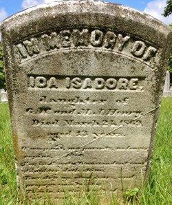 Ida Isadore Henry