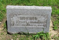 August Heckel