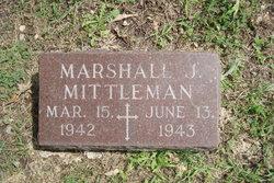 Marshall Joseph Mittleman