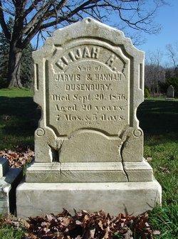 Elijah H. Dusenbury