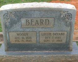 Lottie <I>Bryant</I> Beard