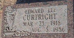Edward Lee Curtright