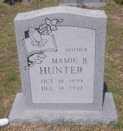Mamie B Hunter