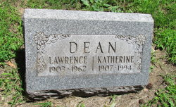 Katherine <I>Heckel</I> Dean