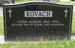 Glenn Allison Kovach