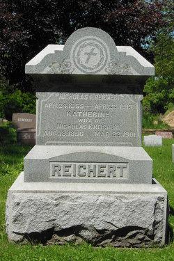 Katherine <I>Becker</I> Reichert