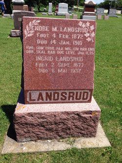 Ingrid <I>Halvorson</I> Landsrud
