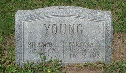 Barbara A Young