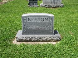 """Mary Adeline """"Addie"""" <I>Linderman</I> Beeson"""
