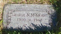 George Newton McKnight