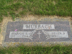 Helen Ann <I>Mally</I> Murbach