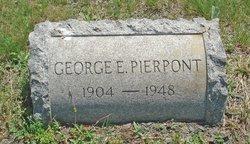 George E Pierpont