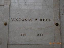 Victoria M. Rock