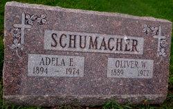 Adela E. <I>Wittman</I> Schumacher