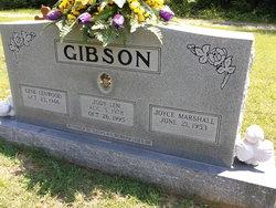 Joyce <I>Marshall</I> Gibson