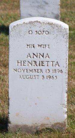 Anna Henrietta Schlaich