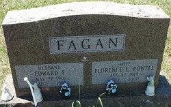 Florence E <I>Powell</I> Fagan