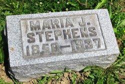 Maria J Stephens