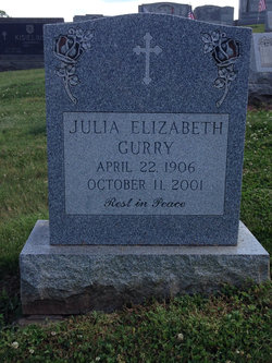 Julia Elizabeth Gurry