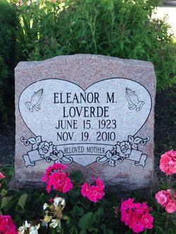 Eleanor M <I>Previte</I> LoVerde