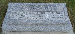 Lester F Dahlstedt