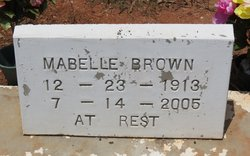 Mabelle Brown