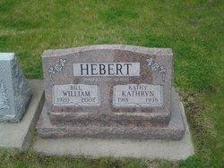 """William J. """"Bill"""" Hebert"""