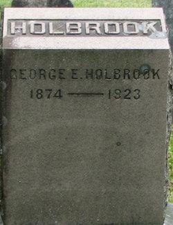 George Ernest Holbrook