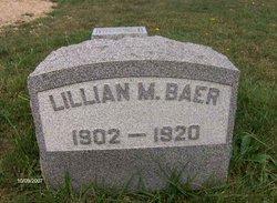 Lillian M. Baer