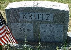 Anne D Krutz