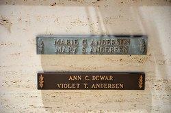 Violet T. Andersen