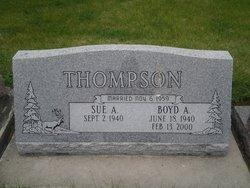 Boyd A Thompson